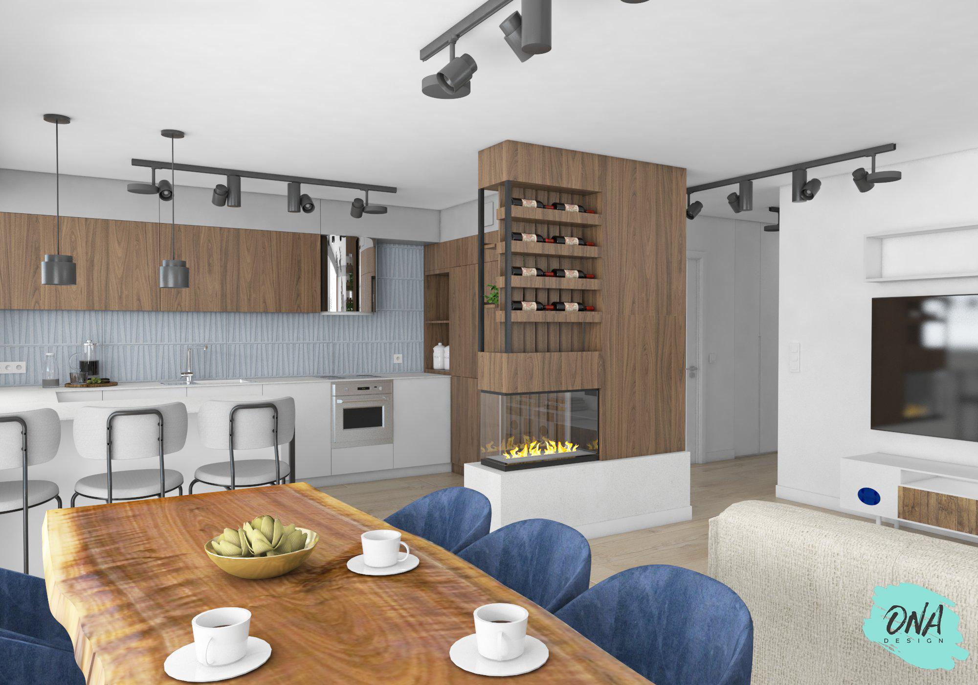Stylowy apartament - architekt wnętrz gdańsk